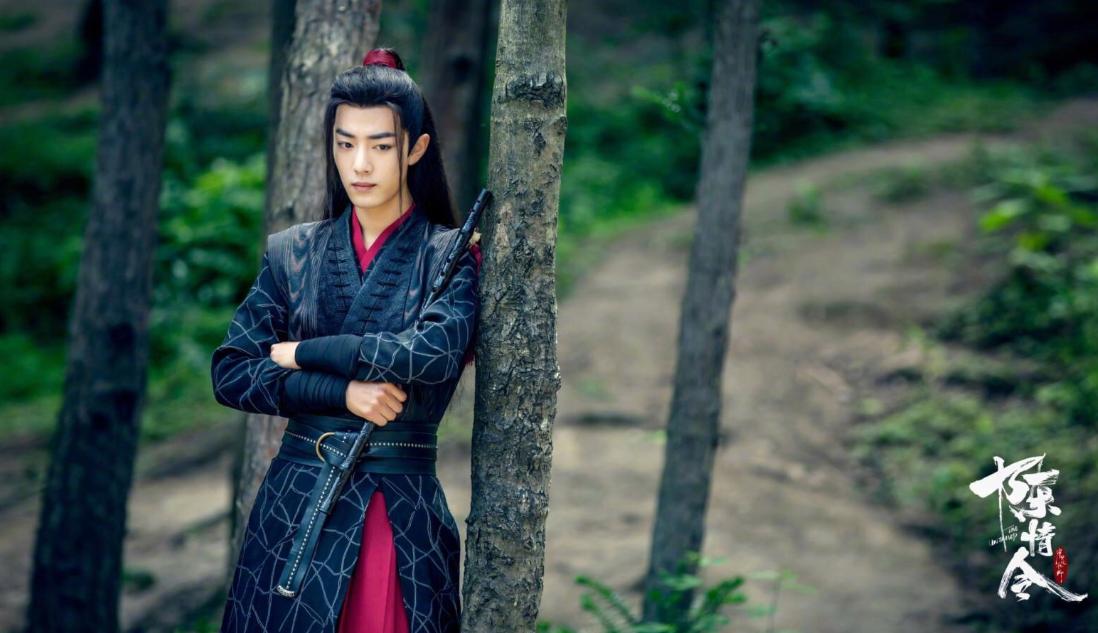 饰演《陈情令》男主魏无羡的演员肖战是谁?他还有哪些作品?