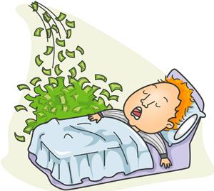 睡觉真的能赚钱吗?真的有靠谱的睡觉赚钱手机APP吗?